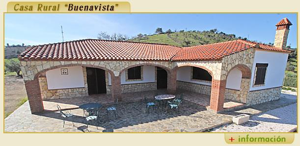 Casa rural buenavista de salvale n casas rurales - Rehabilitacion de casas rurales ...